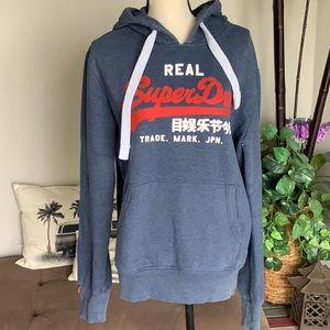 Superdry Orange Label Vintage hoodie